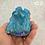 Thumbnail: Aqua Amethyst Crystal Cluster C2