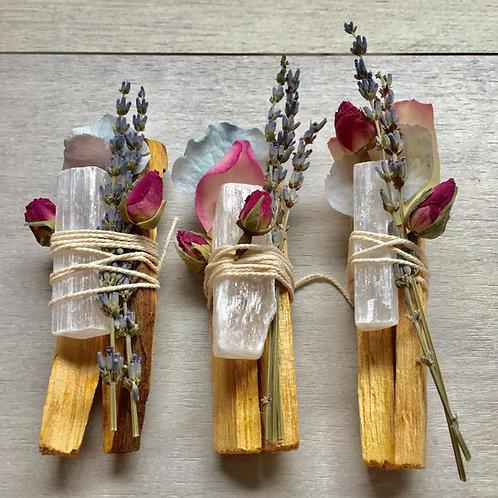 Palo Santo Ritual Set