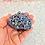 Thumbnail: Rainbow Amethyst Crystal Cluster C17