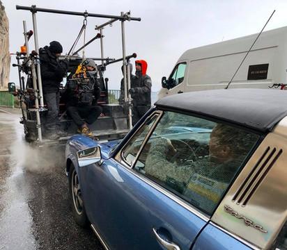 voiture travelling tournage film
