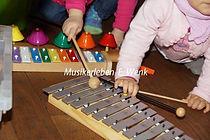 Musikerleben für Kleinkinder