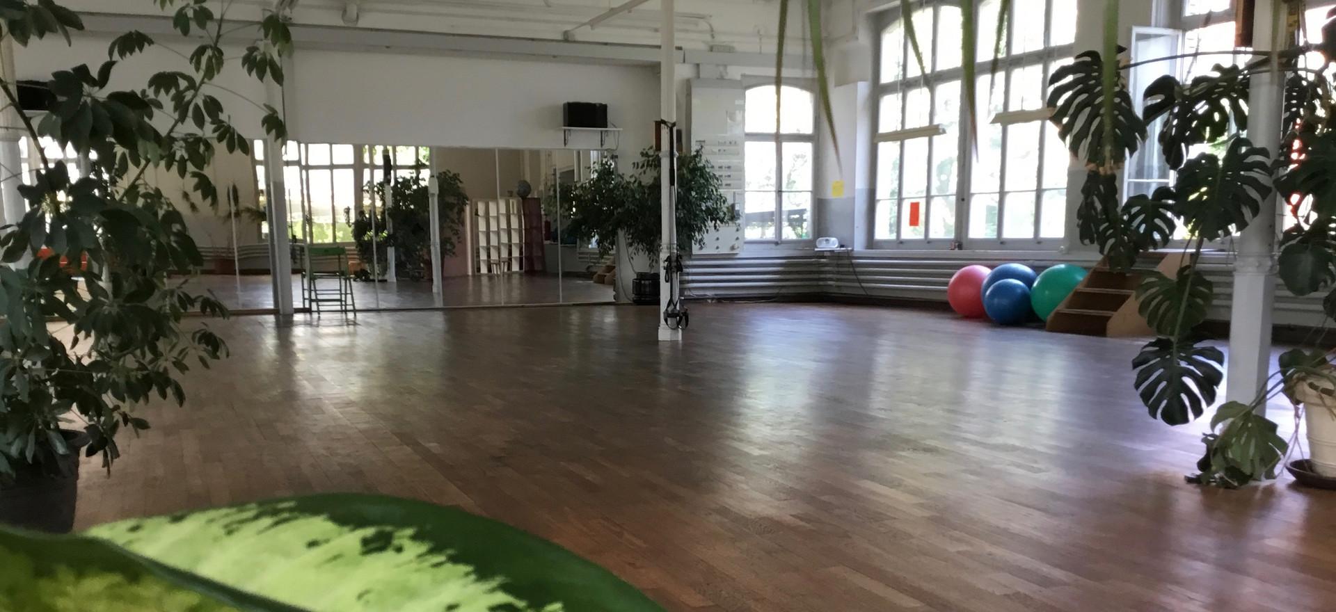 Atelier FirleTanz | Kursraum