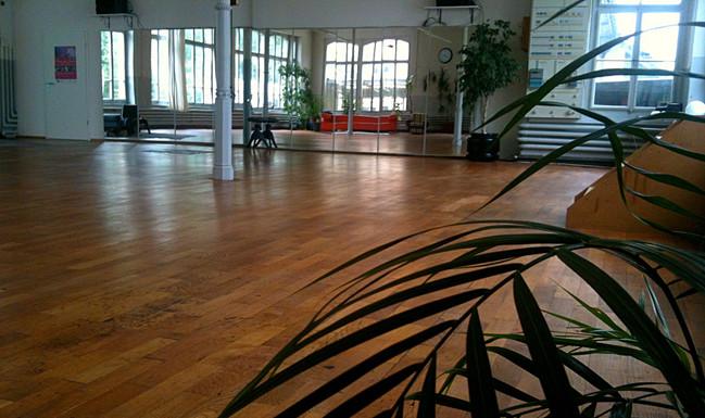 Tanzraum Rosenstadt