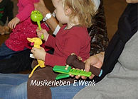 Musikerleben mit Elisabeth Wenk