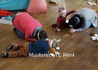 Musikerleben für Kleinkinder in Rappi