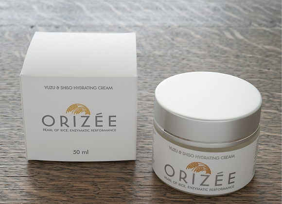 Yuzu & Shiso Hydrating Cream 50ml
