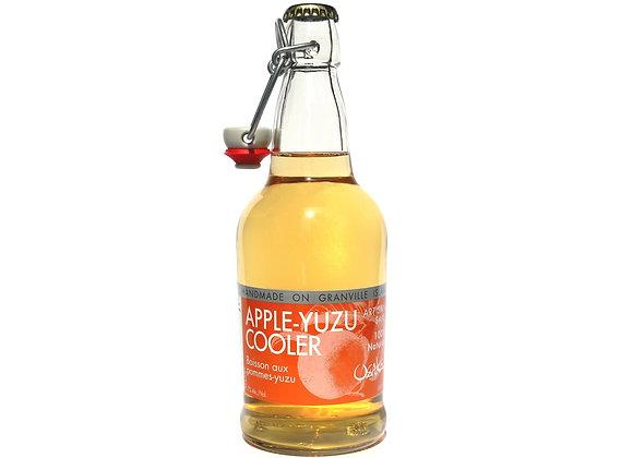 Apple Yuzu Cooler