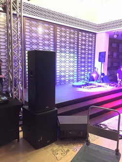 Dubai Sound system Rental