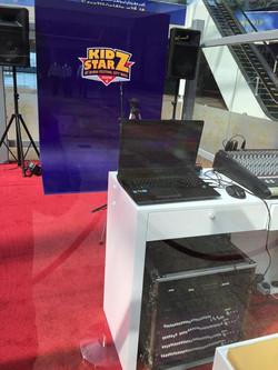 Mall Stand Audio REntal
