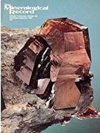 "Mineralogical Record Magazine ""Bisbee [Arizona] Revisited"":"
