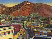 B Hill Bisbee Arizona