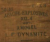 Apache dynamite box Amogel no.4