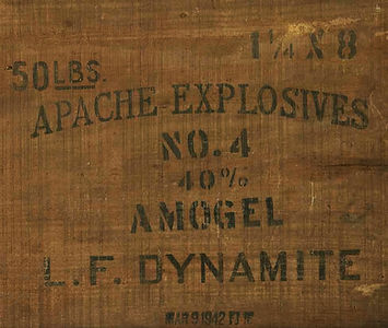 Apache dynamite box Amogel no.4