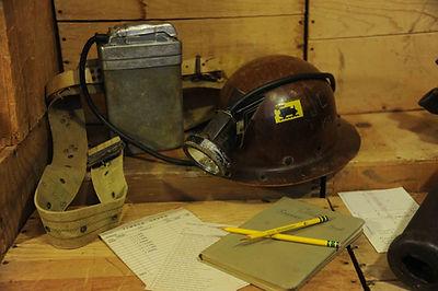 edison R 4 miners cap lamp