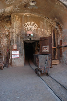 Bisbee Mining Bisbee miners arizona mining