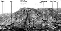 1909 mines of Bisbee