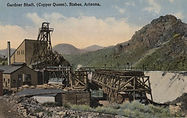 Gardner mine Bisbee Arizona