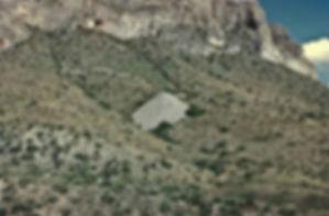 The dumps of the Kentucky Tunnel Bisbee Arizona
