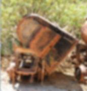 dumped H - Car