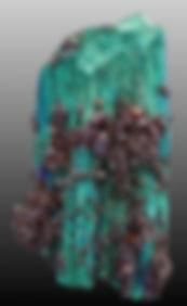graemite pseudomorph after teineite
