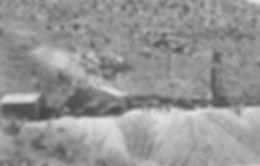 Ivanhoe Shaft. Bisbee Arizona