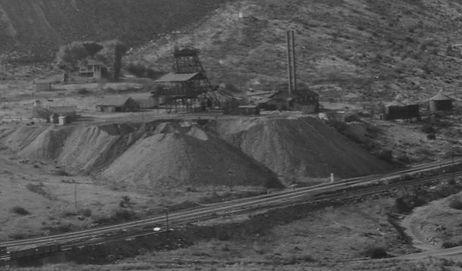 Briggs shaft, Bisbee Arizona