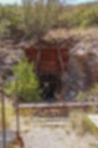 Lower Shattuck adit Bisbee Az