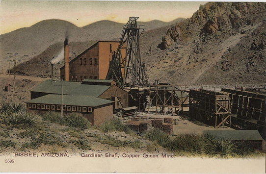 Gardner Mine Bisbee Arizona