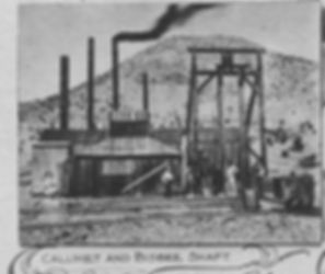 Calumet & Bisbee Shaft