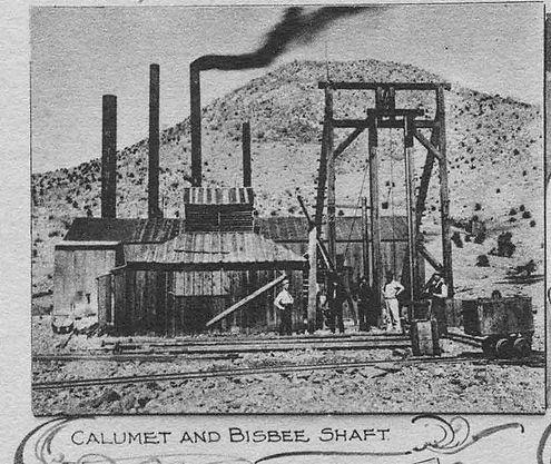 Calumet & Bisbee Shaft