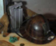 Edison Model P cap lamp