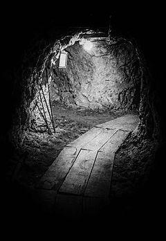 Bisbee underground