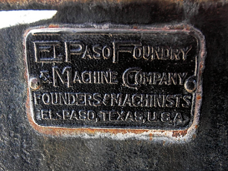 El Paso Foundry & Machine Company