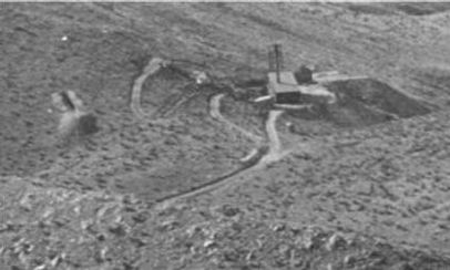 Bisbee West Mine Circa 1901