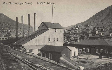 Czar Mine Bisbee Arizona