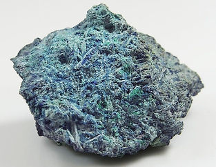 Bisbeeite  replacing shattuckite