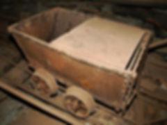 Copper Queen mine car