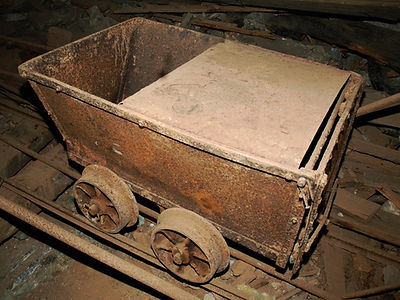 Copper Queen mine car