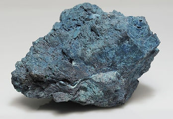 Shattuckite as a replacements of malachite