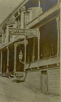 The Norton Housewas Illegally run brothel on Main St Bisbee, Arizona