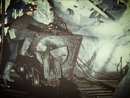 Swamper dumping K-Car