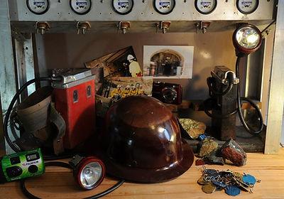 Wheat Mark V lamp