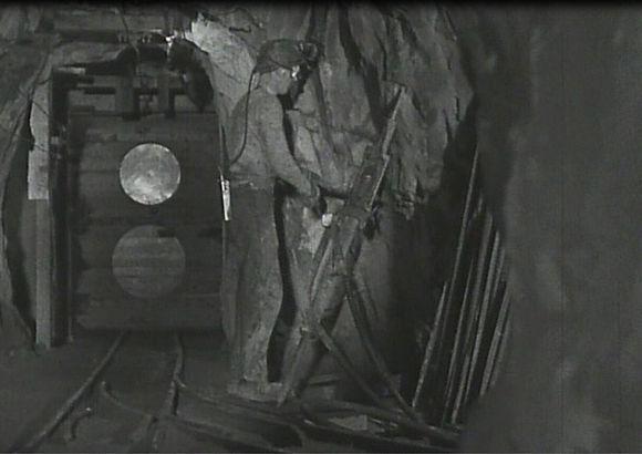 wiggletail stoper Junction mine Bisbee,Az