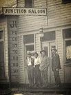 Junction Saloon Lowell Arizona