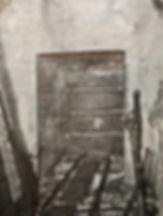 water door on 1800 level C & C Shaft Warren Arizona