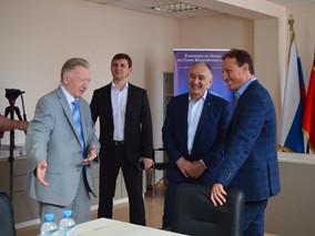 Приемная уполномоченного по защите прав предпринимателей открылась в Ногинске