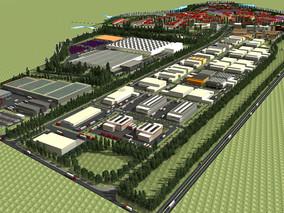 Новый Индустриальный парк в Ногинском районе