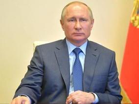 Владимир Путин объявил об окончании нерабочих дней