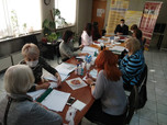 Заседание комиссии по рассмотрению бизнес-планов начинающих предпринимателей