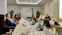 Рабочий визит в республику Татарстан